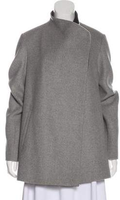 Theory Virgin Wool Short Jacket