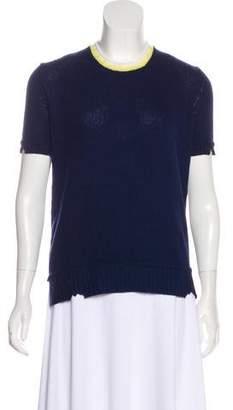 Prada Cashmere & Wool-Blend Top