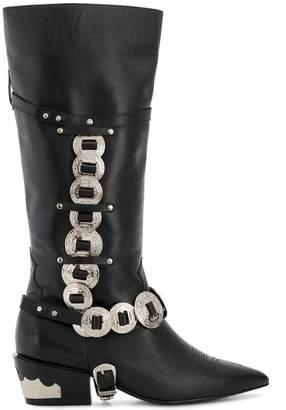 Toga Pulla embellished cowboy boots