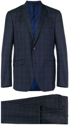 Etro two-piece check suit