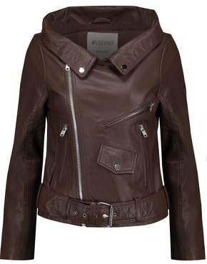 Walter W118 By Baker Vanessa Leather Biker Jacket
