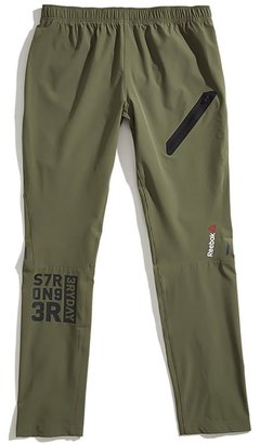Reebok One Series Woven Trackster Pant $55 thestylecure.com