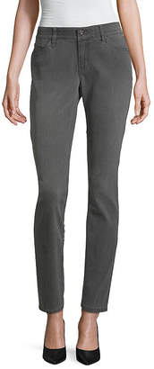 Liz Claiborne Flexi Fit 5 Pocket Skinny Jean