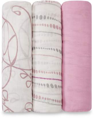Aden Anais Aden & Anais Tranquillity Swaddle Cloth Set (Set of 3)