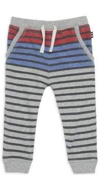 Toddler's & Little Boy's Stripe Jogger Pants