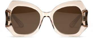 Elizabeth and James Roslie Butterfly Sunglasses, 51mm