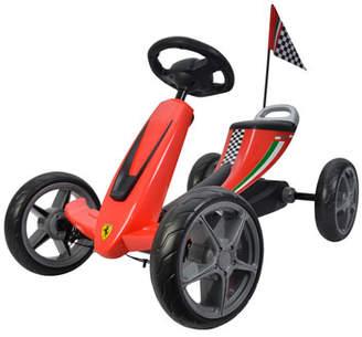 Ferrari Pedal Go Kart