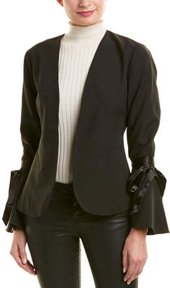 Willow & Clay Bell-Sleeve Blazer