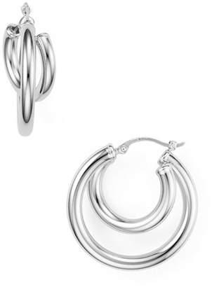 Bloomingdale's Double Tube Hoop Earrings - 100% Exclusive
