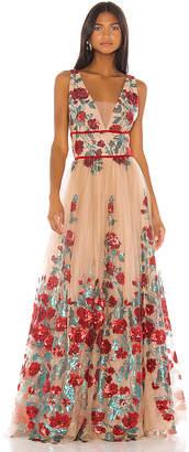 Rafaella Bronx and Banco Gown