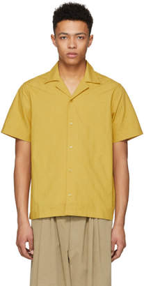 Saturdays NYC Yellow Canty Shirt