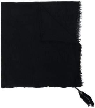 HTC Los Angeles frayed edge scarf