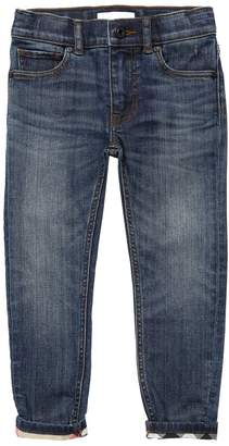 Burberry Skinny Stretch Denim Jeans