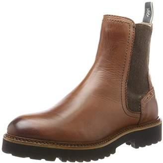 Marc O'Polo Women's Flat Heel 70814235001108 Chelsea Boots