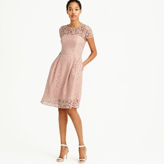 Alisa dress in Leavers lace $228 thestylecure.com