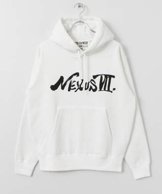 URBAN RESEARCH (アーバン リサーチ) - NEXUSVII.×URBAN RESEARCH 別注NEXUS VII HOODIE