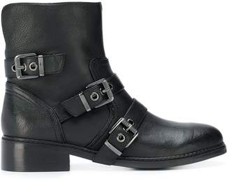 KENDALL + KYLIE Kendall+Kylie buckled cargo boots