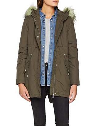 New Look Women's 5754456 Coat,(Size: )