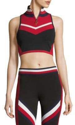 Tommy Hilfiger Collection Corporate Cropped Top