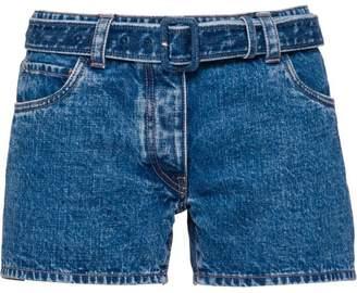 85b815275c4f Blue Shorts For Women - ShopStyle UK