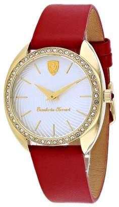 Ferrari Women's Scuderia Donna Crystallized Red Band Watch 820018