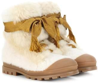 ead4134c2d Chloé White Boots For Women - ShopStyle Australia