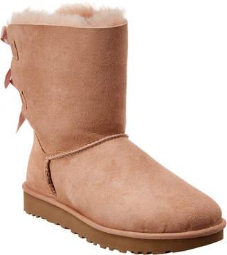 UGG Women's Bailey Bow Ii Short Suede Boot