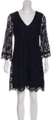 Bailey 44 Long Sleeve Mini Dress Navy Long Sleeve Mini Dress