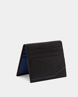 Ted Baker Pyuma Coloured Leather Small Wallet