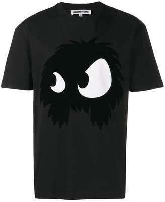 McQ angry eyes T-shirt