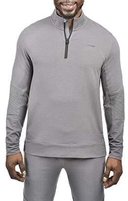 Copper Fit Pro Men's 1/4 Zip Flex Travel Pullover