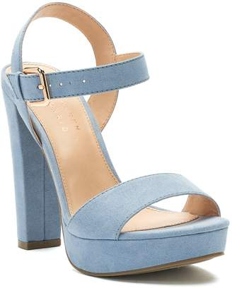 Lauren Conrad Bow Women's High Heel Sandals