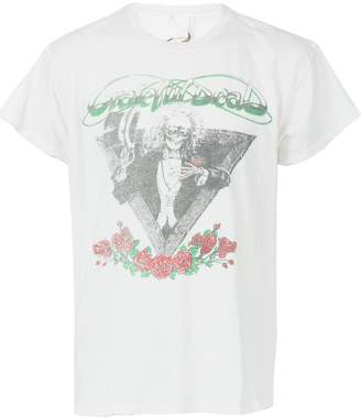 MadeWorn grateful dead tee-shirt