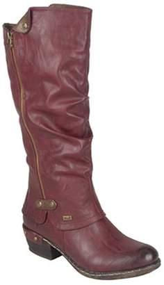 Rieker Womens 93655-00 Boots Black EU Black