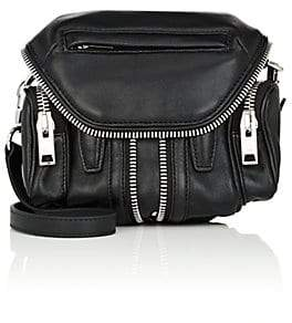 Alexander Wang Women's Micro Marti Leather Crossbody Bag - Black