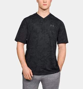 Under Armour Men's UA Siro Printed V-Neck T-Shirt