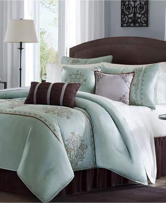 Madison Park Brussel 7-Pc. King Comforter Set Bedding