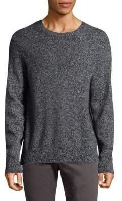 Rag & Bone Textured Crewneck Sweater