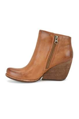 Kork Ease Natalya Bootie $190 thestylecure.com