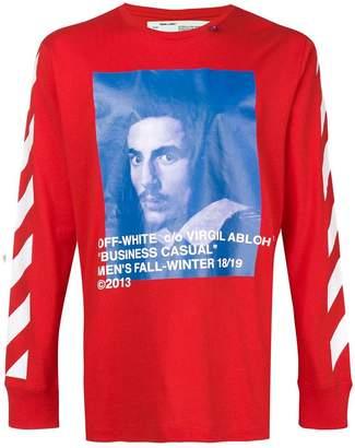 Off-White Diag Bernini sweatshirt