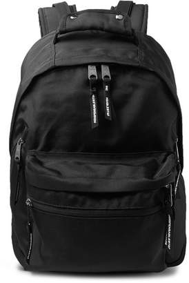 Indispensable Fusion Canvas Backpack