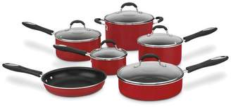Cuisinart Advantage Non-Stick Aluminum 11-Piece Cookware Set
