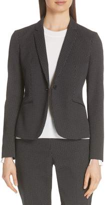 BOSS Jumano Dot Stretch Jacket