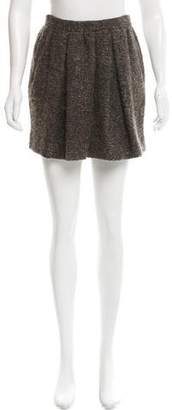 Isabel Marant Bouclé Knit Skirt