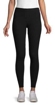 541558e5d Ribbed Wool Leggings - ShopStyle