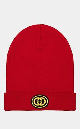 Gucci Men's NY YankeesTM Wool Beanie - Red
