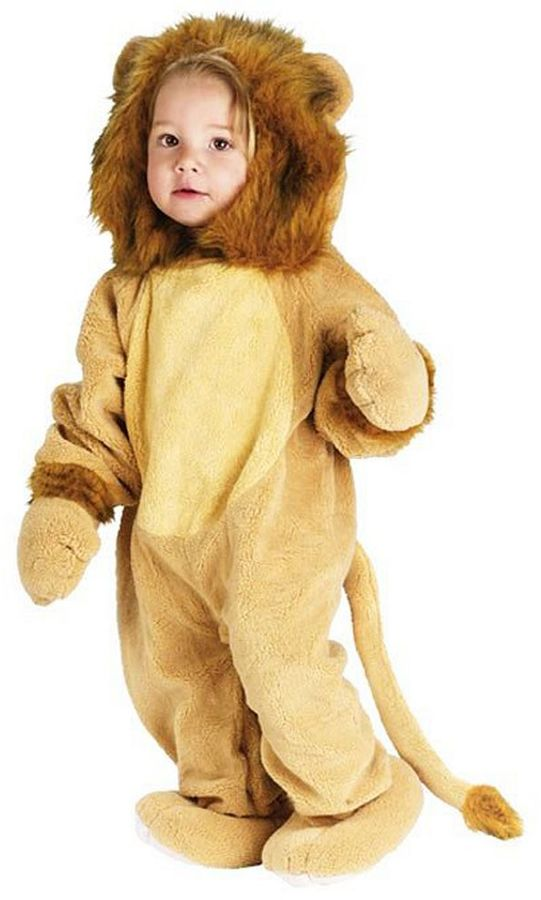 Cuddly Lion Costume - Toddler