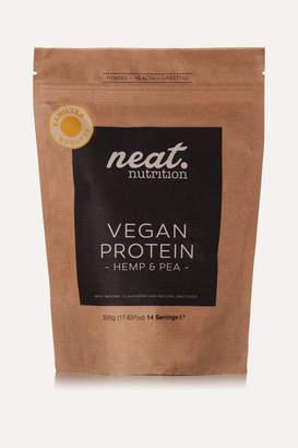 Neat Nutrition - Hemp And Pea Vegan Protein - Vanilla, 500g