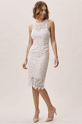 Anthropologie Belden Wedding Guest Dress