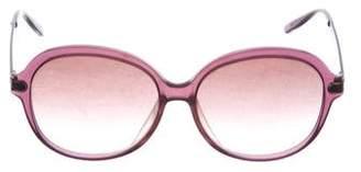 Bottega Veneta Gradient Intrecciato Sunglasses